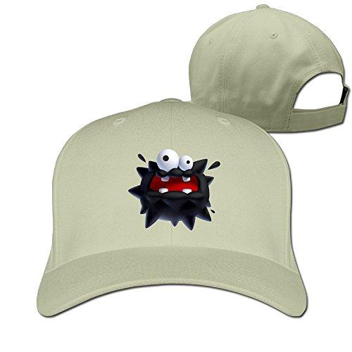 Super Mario 3d World Cat Costume (NUBIA Cartoon 3D Action Figure Baseball Peaked Hat Flexfit Hat Natural)