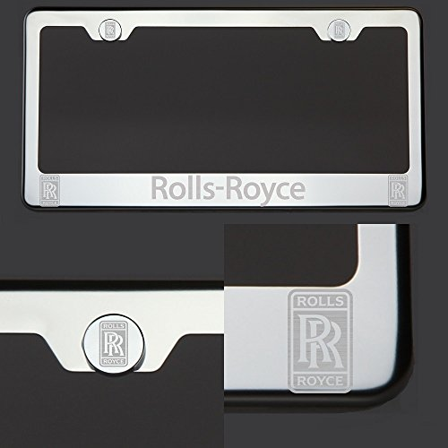 one-rolls-royce-laser-engraved-polish-mirror-stainless-steel-license-plate-frame-with-logo-steel-chr