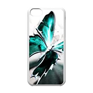 Protection Cover Hard Case Of Butterfly Cell phone Case For Iphone 5C