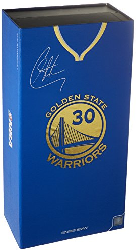 bb1df8159e0a6 Enterbay X NBA Collection - Stephen Curry 1 6 Figure