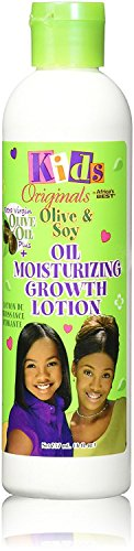 Kids Organic Olive (Africa's Best Kid's Organic Olive & Soy Moist Lotion, 8 Ounce)