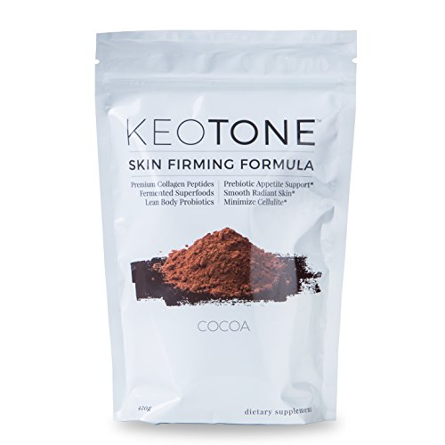 KEOTONE - Probiotic Appetite Support with Beauty Formula (Cocoa) by KEO