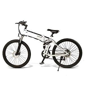 41fDVzYaU4L. SS300 HUATXING 48V 500W in Bicicletta Bici elettrica 21 velocità Pieghevole Bici elettrica MTB Bike Motor