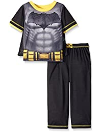 Boys 2 Piece Pajama Set with Cape