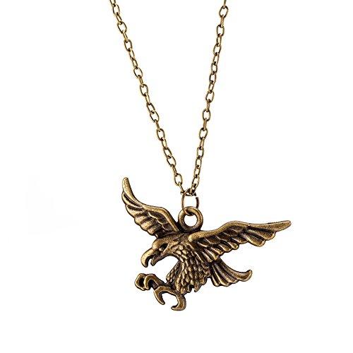 Eagle Choker Necklace - 3