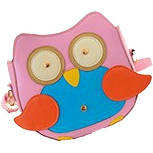 2016 Korean Fashion Handbag Crossbody Bag Cute Cartoon Owl Bag