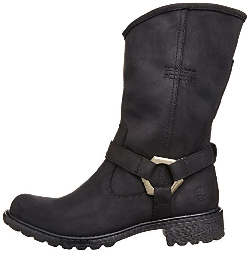 Earthkeepers Boots Timberland Black Womens Mid In Stoddard Z1wnUqA6