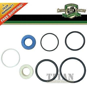 3904170M1 New Massey Ferguson Power Steering Cylinder Seal Kit 231 240 362