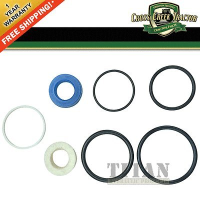3904170M1 New Massey Ferguson Power Steering Cylinder Seal Kit 231 240 362 (Seal Steering)