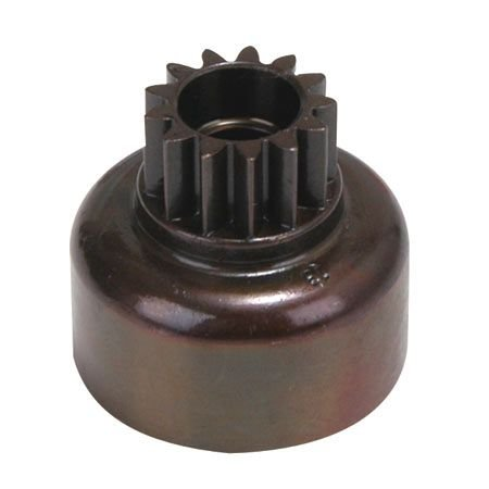 13t Clutch Bell - Losi High-Endurance Clutch Bell, 13T: 2.0, LOSA9126