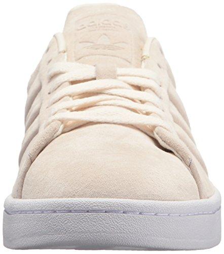 Adidas Originali Mens Campus Stitch E Turn Gesso Bianco / Gesso Bianco / Bianco