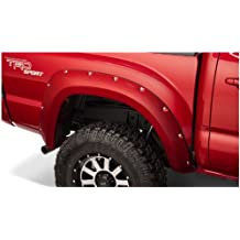 Bushwacker 31080-02 Rear Pocket Style Fender Flare for Toyota Tacoma - Pair