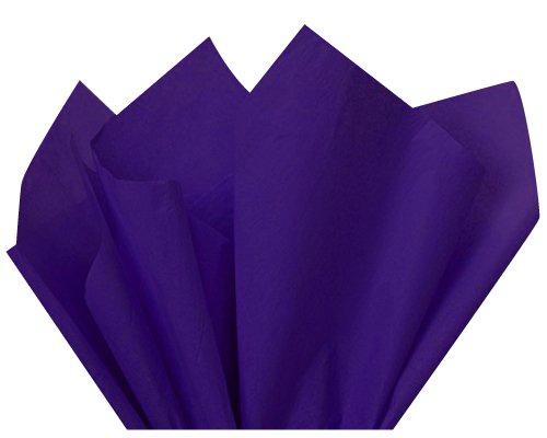 Tissue Paper Halloween Crafts (Purple Gift Wrap Tissue Paper   Size: 15