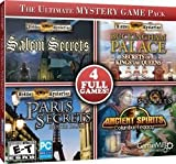 THE ULTIMATE MYSTERY GAME PACK JC (WIN XP,VISTA,WIN 7,WIN 8) (Please see item detail in description)