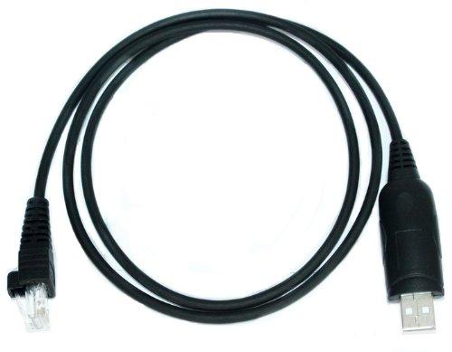 SUNDELY USB Programming Cable CT-104 CT-104A For Yaesu/Vertex Radios VX-1000 VX-2000 X-2100 VXR-5000 VXR-7000 RJ-45 8-pin