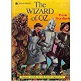 The Wizard Of Oz Movie Storybook - (A Golden Book)