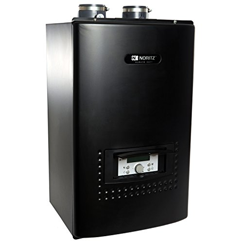 Noritz CB199-DV-NG Combi Boiler (Best High Efficiency Natural Gas Boiler)