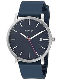 Skagen Men's SKW6343 Hagen Blue Silicone Watch