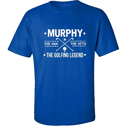 murphy-the-man-myth-the-golfing-legend-fathers-day-adult-shirt-xl-royal