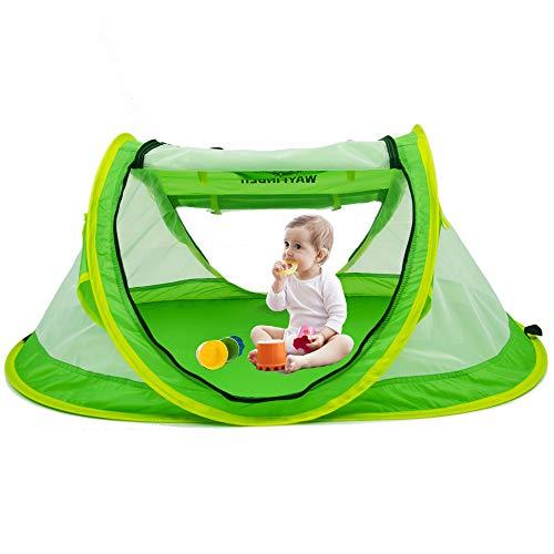 Pop Up Baby Beach Tent,UPF 50+Sun Shelter, Infant