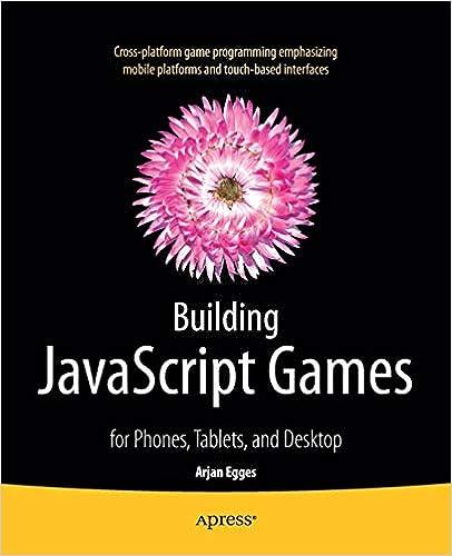 Building JavaScript Games: for Phones, Tablets, and Desktop: Arjan