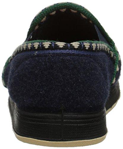 Foamtreads Little Kid/Big Kid Buggy Slipper,Blue,9 M US Toddler by Foamtreads (Image #2)