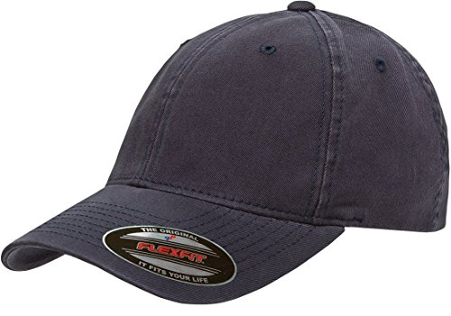 Flexfit Low-profile Soft-structured Garment Washed Cap (Large/X-Large)