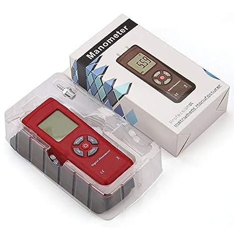 Newgreenca TL 100 Hand U - Tensiómetro Digital, Rojo: Amazon.es: Bricolaje y herramientas