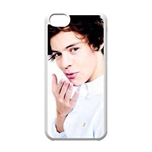 WAKEUP Print Harry Styles Pattern PC Hard Case for iPhone 5C