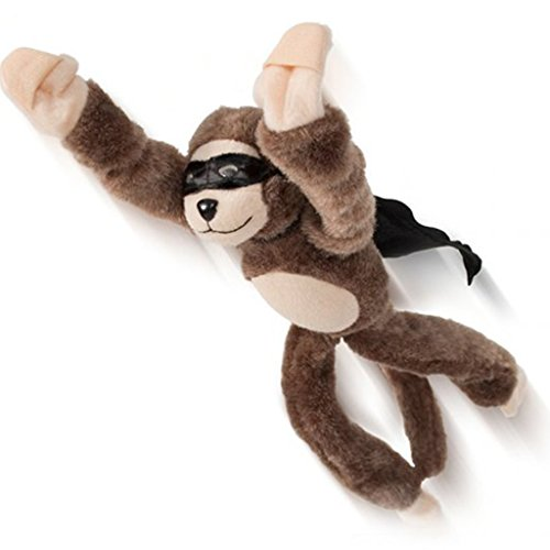 Slingshot Flying Monkey (Zinnor Novelty Toys Flingshot Flying Monkey Plush Doll Toy For Children Xmas Gift)