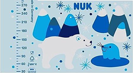 mit Soft-Trinkt/ülle aus Silikon 12+ Monate Blau 300ml BPA frei mit Clip Boy NUK Active Cup Trinklernflasche Kinder auslaufsicher