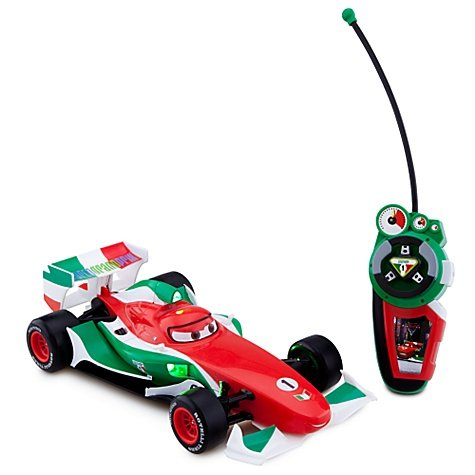 Amazon.com: CARS 2 - REMOTE CONTROLLED FRANCESCO w/ LIGHTS & SOUNDS: Toys & Games