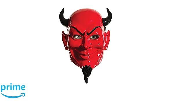 Scream Queens - Máscara de diablo (Rubies Spain 32710): Amazon.es: Juguetes y juegos