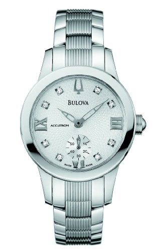 Accutron by Bulova Masella Diamond Markers Quartz Women's Watch ()