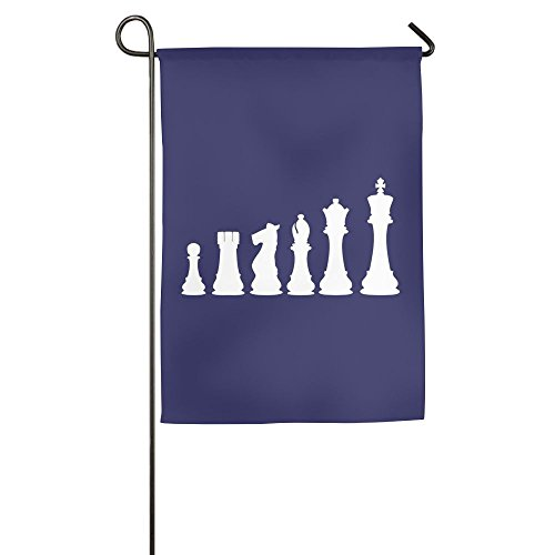 Chess Summer Beachy Decorative Yard Garden Flag 12 X 18 Without Holder And Polese Home Flag