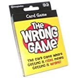 The Wrong Game Card Game by Imagination