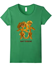 Say Cheese, Couple Shirt, Cheddar Cheese Shirt, Funny Shirt