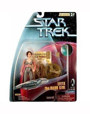 Star Trek Leeta the Dabo Girl Doll Figure. Deep Space Nine Warp Factor Series 2 Action Figure