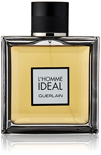 Guerlain L'homme Ideal Cologne Eau De Toilette Spray for Men, 3.3 Ounce (Guerlain Cologne)