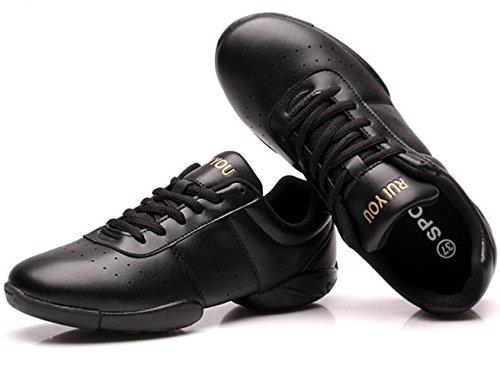 Cheerleading All Sport Women's Shoes DADAWEN Black Training 5w46tX4qx