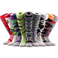 Samson® Funky Socks Football Hockey Rugby Soccer Training Sport Kids Womens Mens