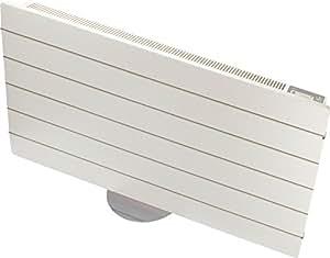 Jata DK2000C Acumulador de silicio 2000 W, Blanco, especial para pintar