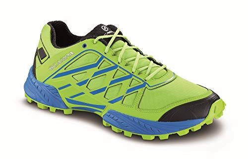 Neutron Trailrunningschuhe azure Laufschuhe lime Scarpa Herren Schuhe H5x4AwOq