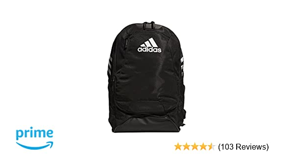 new arrival 6f2ff 935f2 Amazon.com adidas Stadium II Backpack, Black, One Size Sports  Outdoors