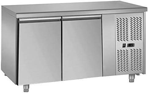Kühltisch ECO - 1,36 x 0,7 m - mit 2 Türen