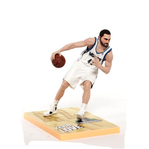 NBA Minnesota Timberwolves McFarlane 2012 Series 21 Kevin Love Action Figure Atlanta Hawks Player Series