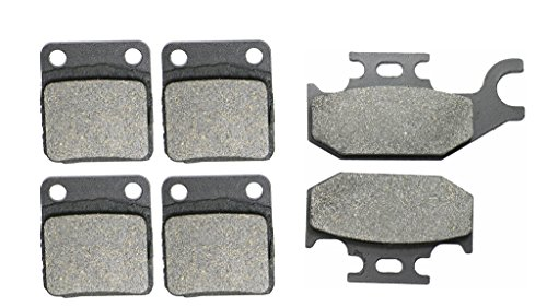 CNBK Semi Metallic Disc Brake Pads Set for YAMAHA ATV for sale  Delivered anywhere in Canada