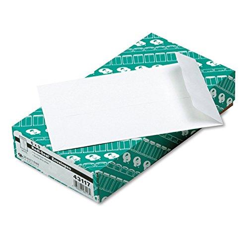 Columbian Self-Seal Catalog Envelopes, 28 lb Paper, 6 x 9 Inches Size, White, 100 per Box (CO728)