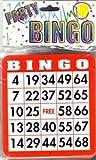 : 100 Bingo Cards