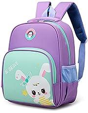 XOXSION Meisjesrugzak, geschenk reistas, schattige dinosaurus, kinderen, scholieren, jongens, schooltas, basisschool, boektas, schoudertas, schooltas